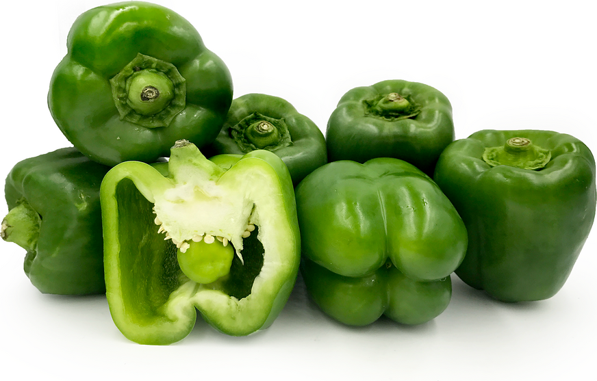 Bell Peppers Green