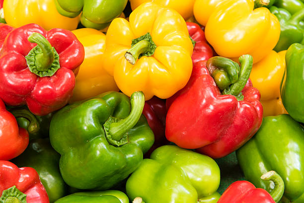 Bell Peppers all