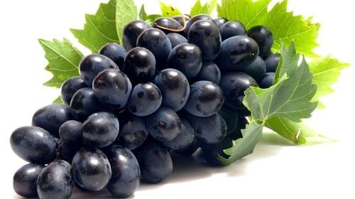Grapes, Black, Seedless