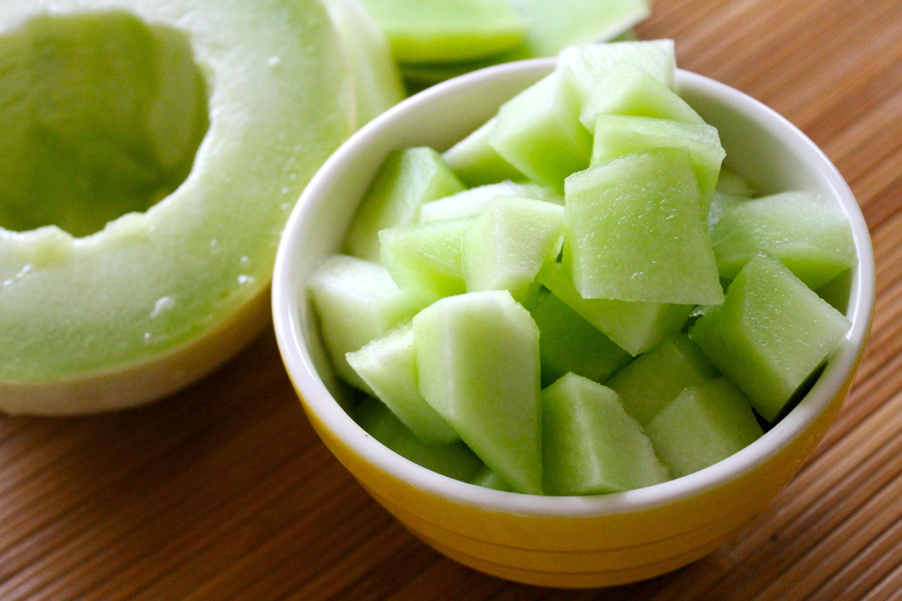 Honeydew Melon chunks
