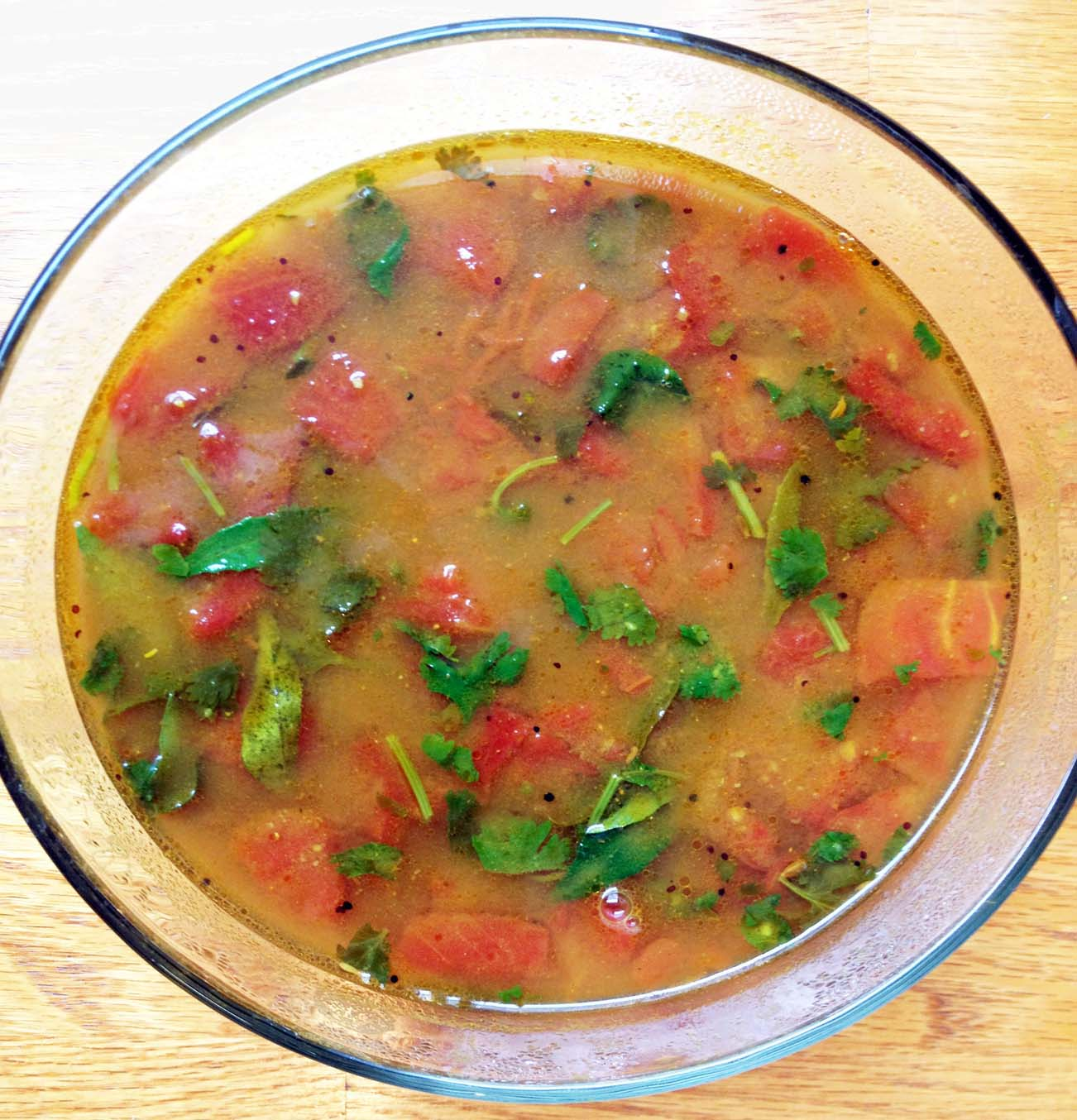 Rasam...so Tasty and Healthy !