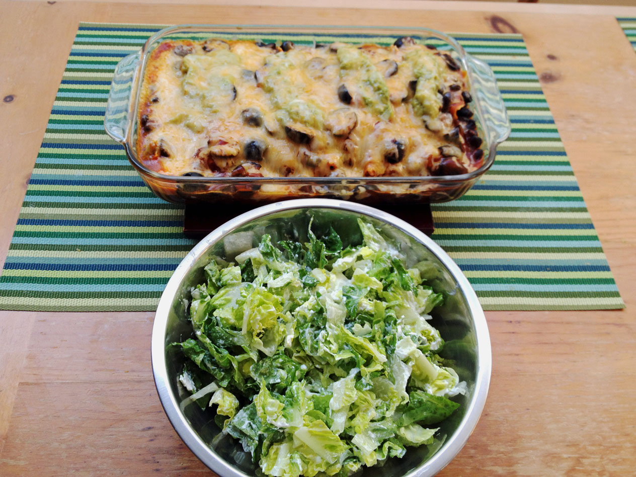 Enchiladas with a Twist 11