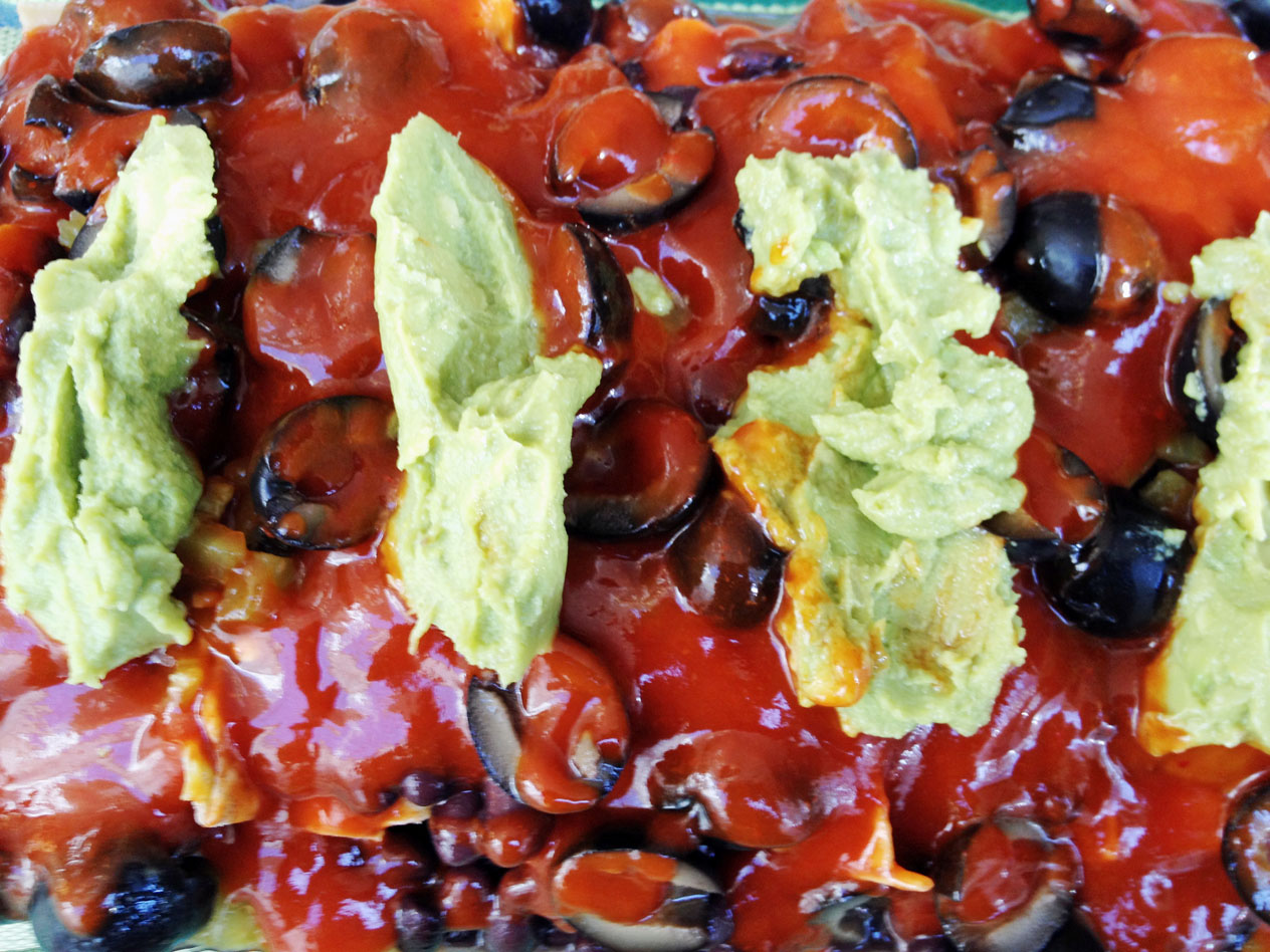 Enchiladas with a Twist 5