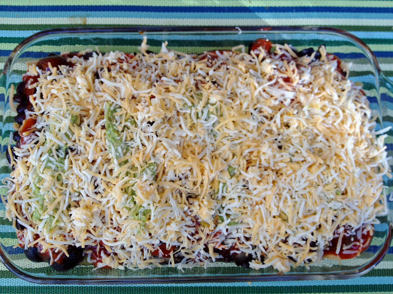 Enchiladas with a Twist 7