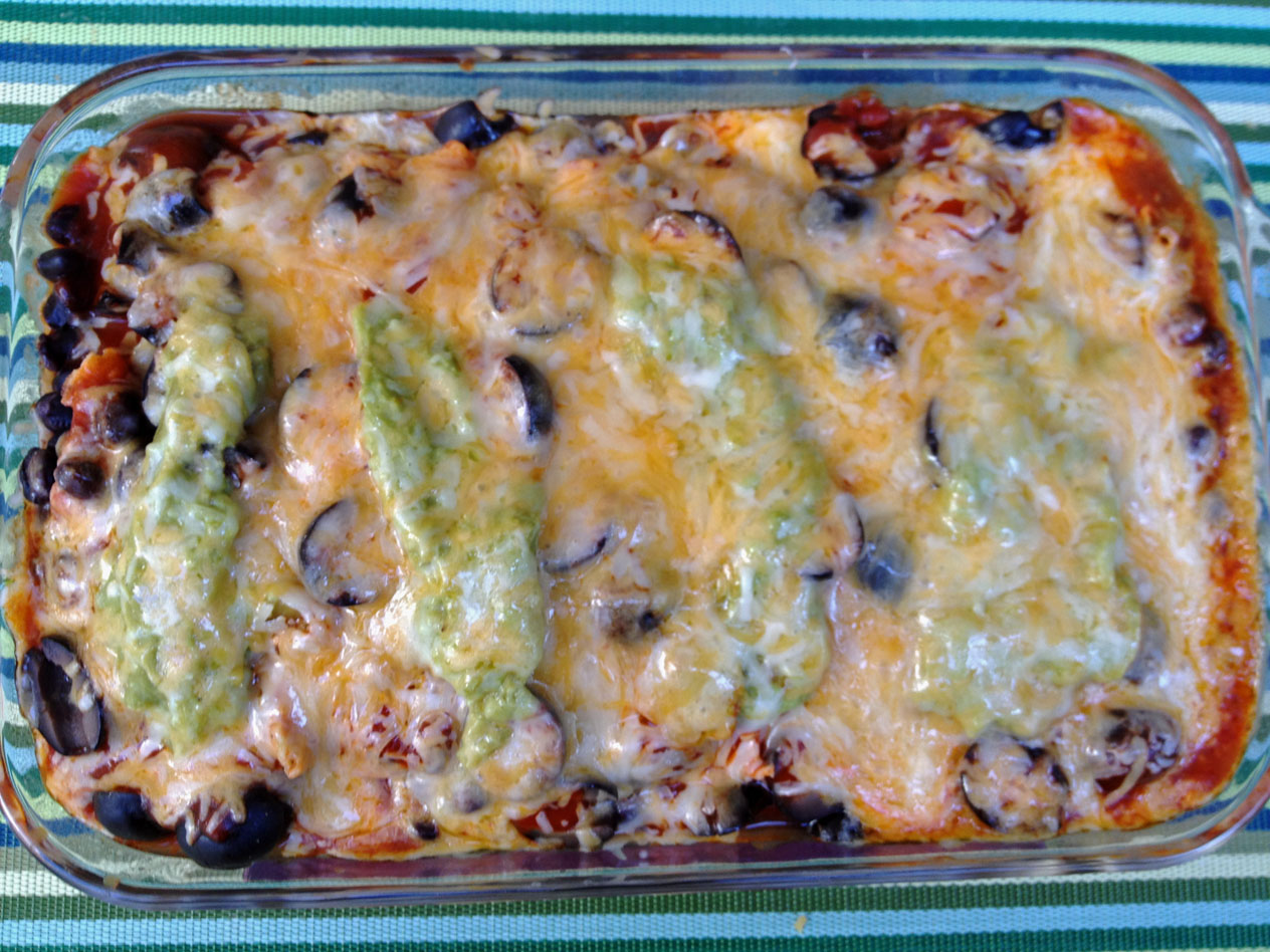 Enchiladas with a Twist 9