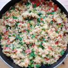 Flavorful Couscous and Veggies