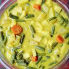 Yoghurt Veggie Stew (Aviyal)