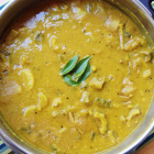 Sambar with Veggies and Fresh Spices