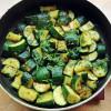 Zucchini Squash Stir Fry