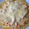 Penne Pasta in Creamy Sauce