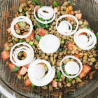 Magnificent Lentil Salad