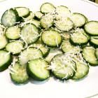 Yummy Easy Healthy Cucumber Salad