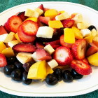 Delicious, Beautiful, Healthy Fruit Salad