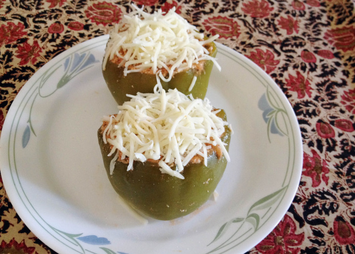 Stuffed Bell Peppers - so tasty!