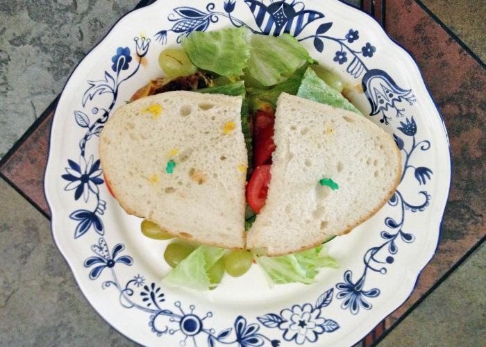 Veggie Burger - Great sandwich! Who made it?