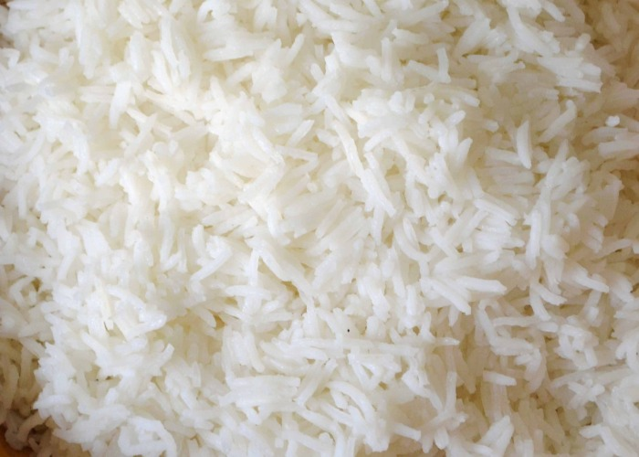 Cooking White Rice