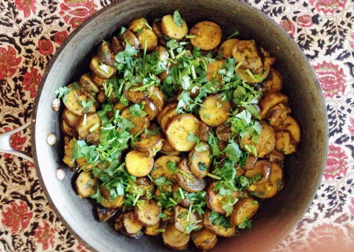 Eggplant Curry - Yum Yum