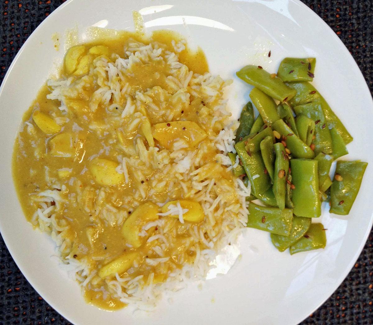 Indian Garlic Rasam