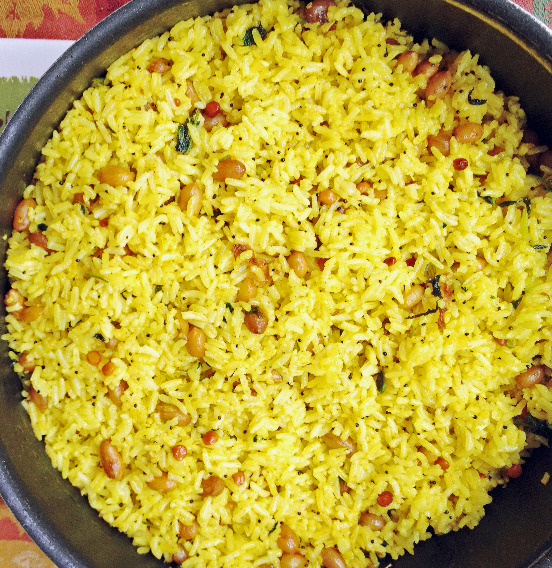 Indian Lemon Rice...Healthy
