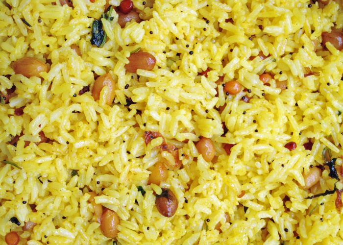 Indian Lemon Rice...Yummy