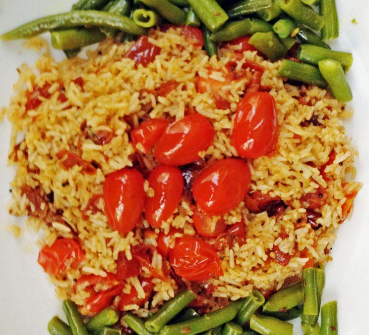 Sun-dried Tomato Rice
