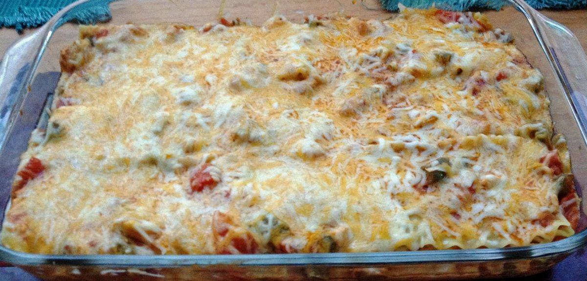 Delicious Easy Lasagna