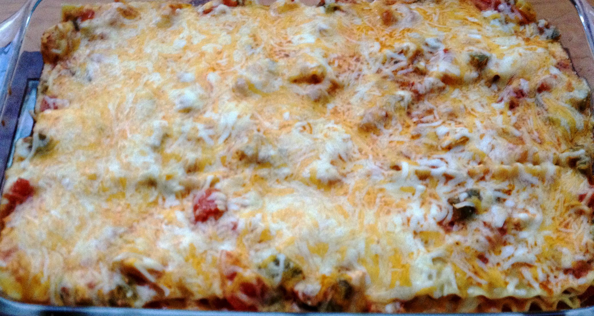 Delicious Easy Lasagna
