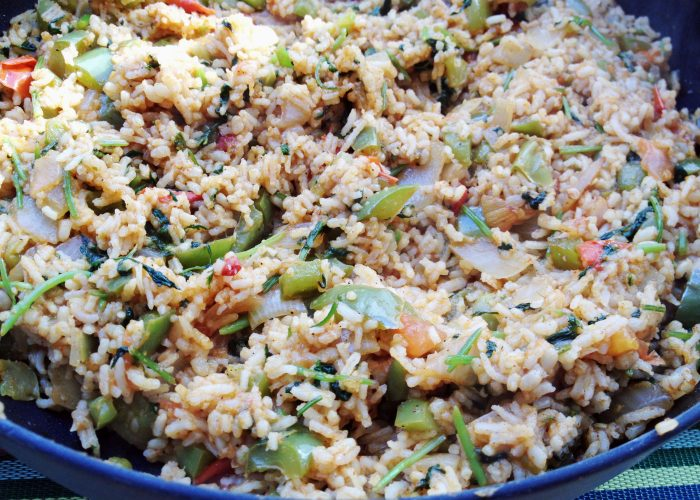 Delightful Easy Spanish Rice