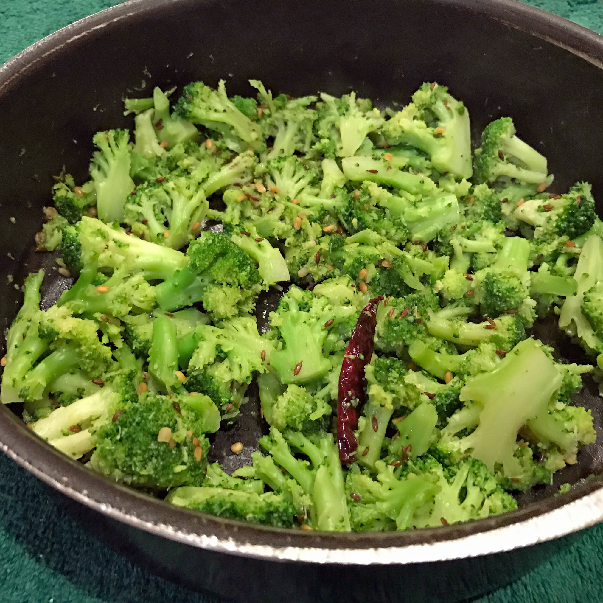 Easy Beautiful Broccoli