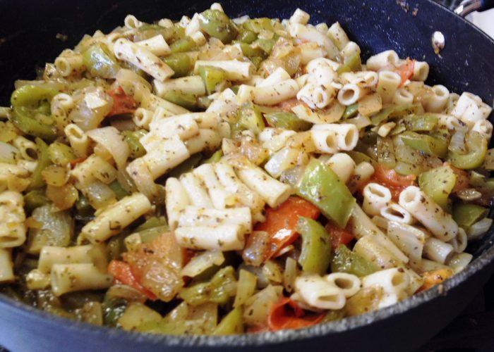 Rice Pasta Melange