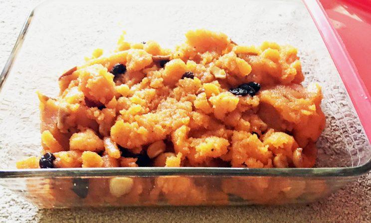 Delicious Rava Kesari Dessert