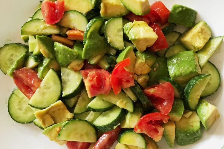 Beautiful Yummy Salad