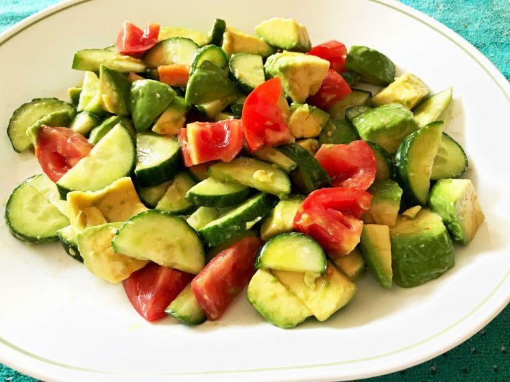 Beautiful Yummy Salad