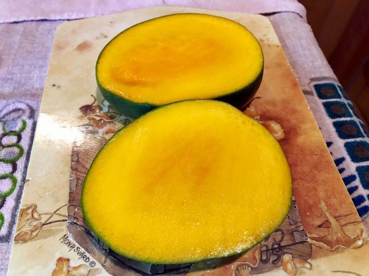 Indian Mango Sweet Sour Pachadi (Salad-Relish) 1