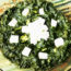 Palak Paneer – Spinach with Cheese Cubes