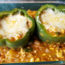 Delicious Spicy Stuffed Peppers