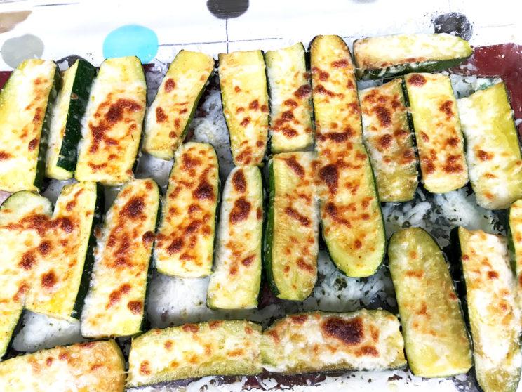 Easy Healthy Zucchini Casserole