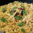 Easy Delicious Puliyodarai (Spicy Tamarind Rice)