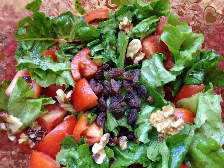 Delicious-Fresh-Salad...healthy